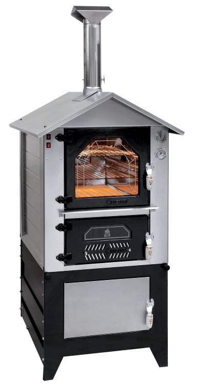 Forni a legna da esterno giansanti forni - Forni elettrici da esterno ...