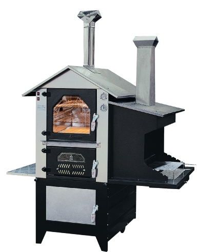 Forni a legna da esterno giansanti forni - Forni a legna per esterno in muratura ...